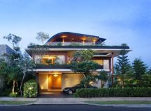 Meera Sky Garden House - An Amazing Eco-Friendly Home