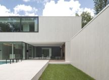 An Outstanding Modern DM Residence in Belgium by Cubyc ...