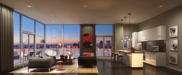living room ideas for condo modern decor small architecture in montreal