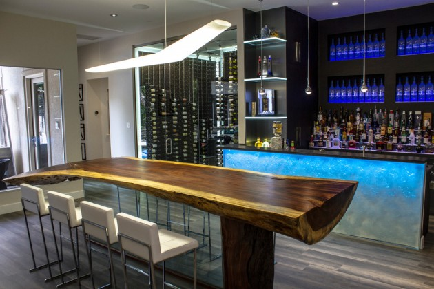 15 High End Modern Home Bar Designs For Your New Home