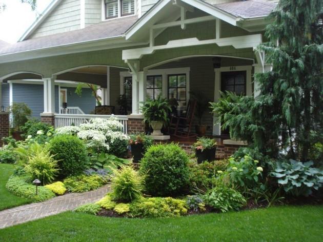 Sensational Traditional Landscape Designs For Your Garden