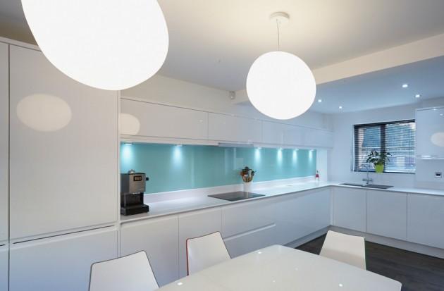 15 Sleek And Elegant Modern Kitchen Designs