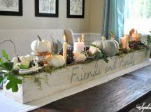 Top 10 The Most Adorable DIY Fall Centerpiece Design Ideas