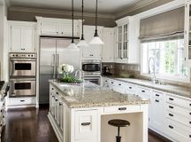 15 Heartwarming Traditional Kitchen Designs You Can Apply ...