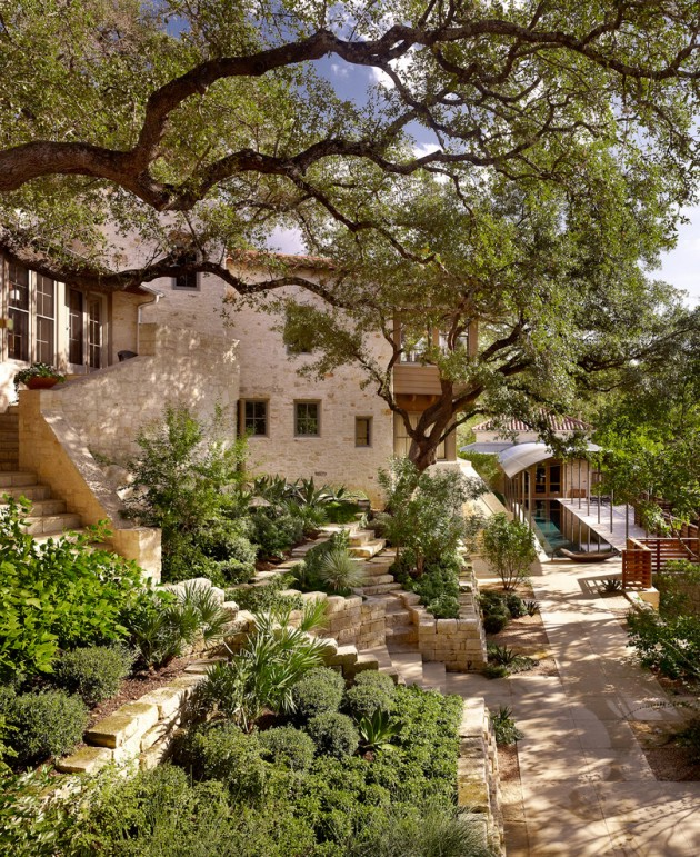 Ideas For Your Garden From The Mediterranean Landscape Design