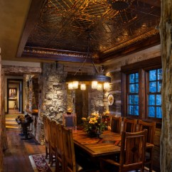 Build Kitchen Table Outdoor Accessories Sale 15 Warm & Cozy Rustic Dining Room Designs For Your Cabin