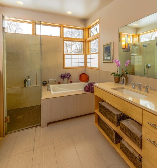 15 ZenInspired Asian Bathroom Designs For Inspiration