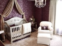 17 Lovely Nursery Bed Design Ideas for Fairy Tale Nursery