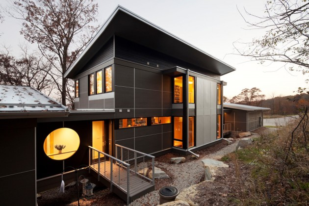 15 Remarkable Modern Asian Exterior Design That Will Take