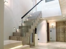 15 Uplifting Contemporary Staircase Designs For Your Idea Book