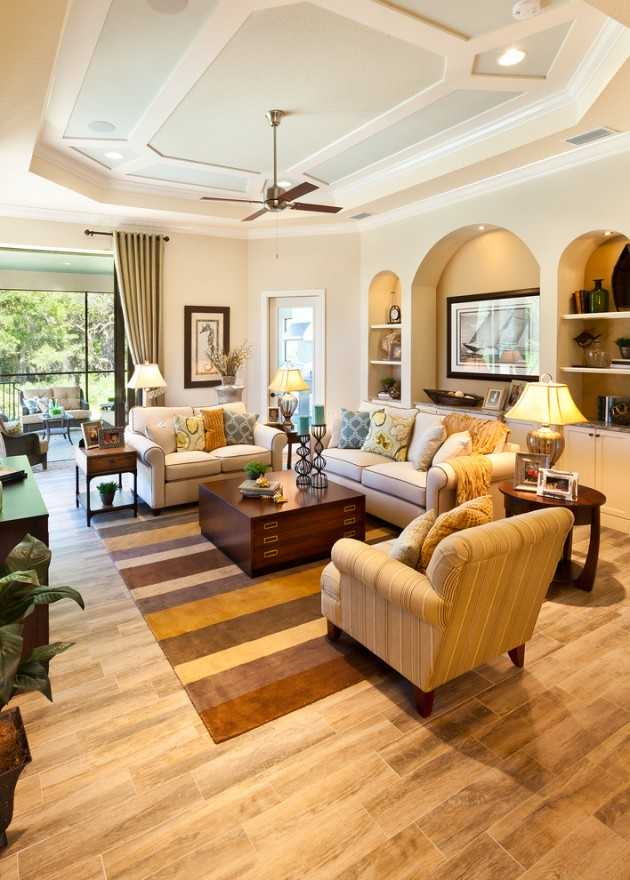 15 Homely Traditional Living Room Designs To Help You