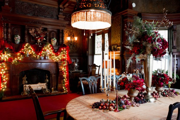traditional formal living room decorating ideas cheap pictures 15 magical christmas dining decoration you can use