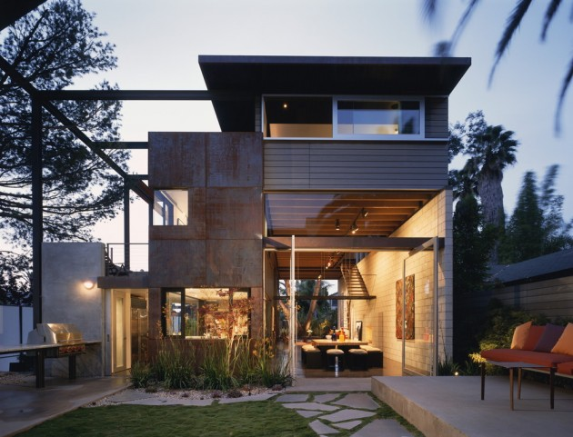 Spectacular Modern Industrial Home Designs That Stand Out From The