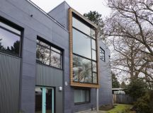 15 Spectacular Modern Industrial Home Designs That Stand ...