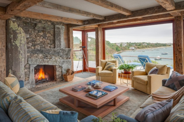 15 Warm  Cozy Rustic Living Room Designs For A Cozy Winter