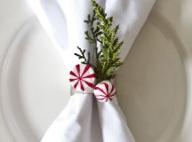 17 Fascinating DIY Christmas Napkin Holders To Add a ...