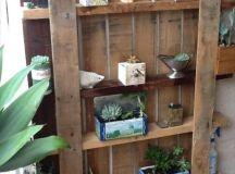 Creative & Useful: 20 Extremely Genius DIY Pallet Storage ...