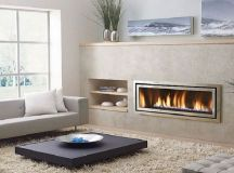 15 Exclusively Modern Fireplace Design Ideas to Keep You ...