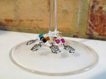 16 DIY Wine Glasses Charms to Add a Personal Charm to Your ...