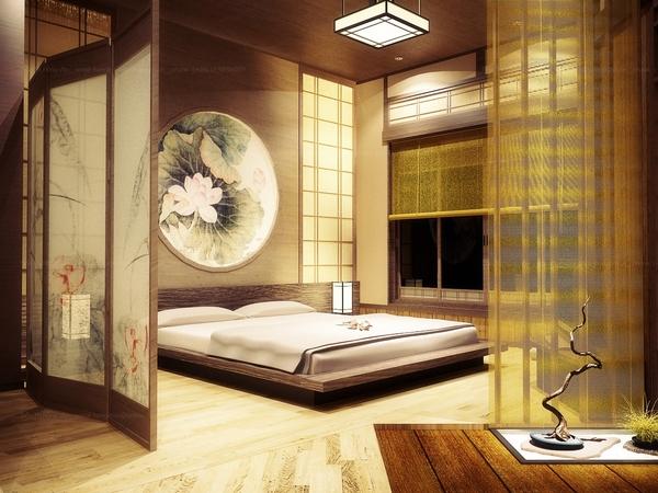 Zen House Decoration