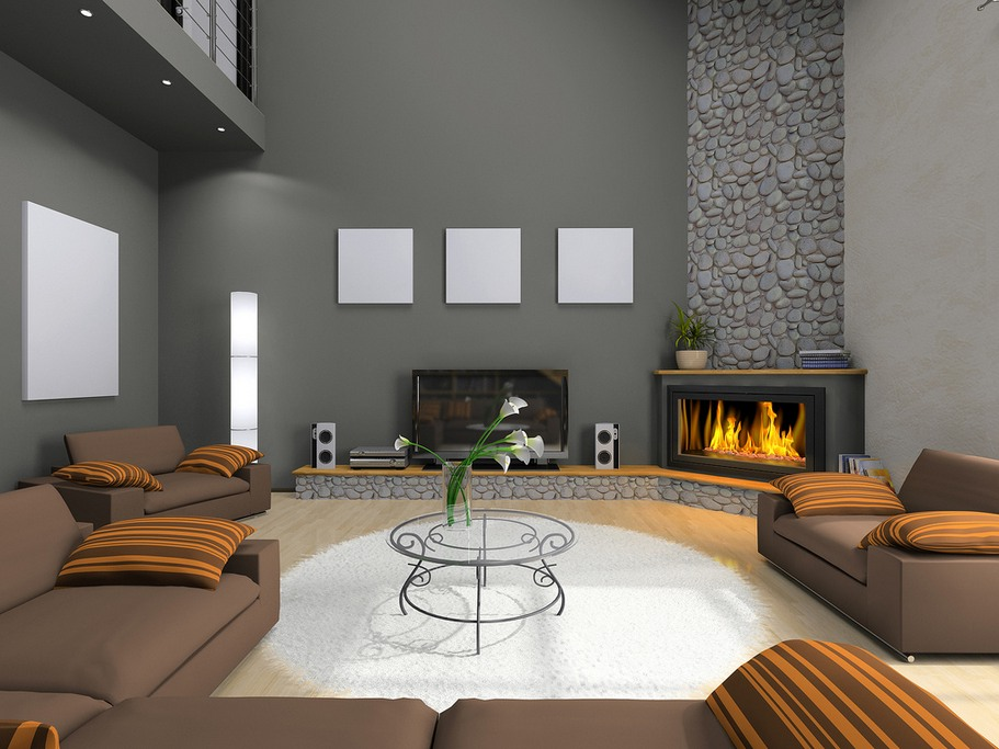 design small living room with fireplace trendy 17 ravishing designs corner