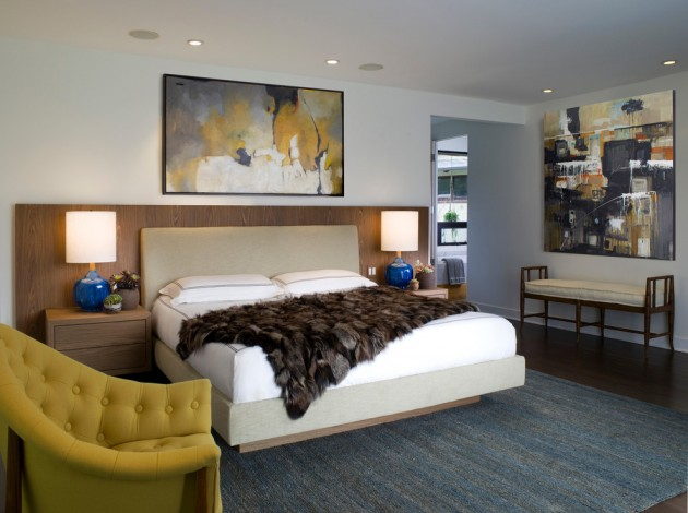 15 Chic MidCentury Modern Bedroom Designs To Throw You