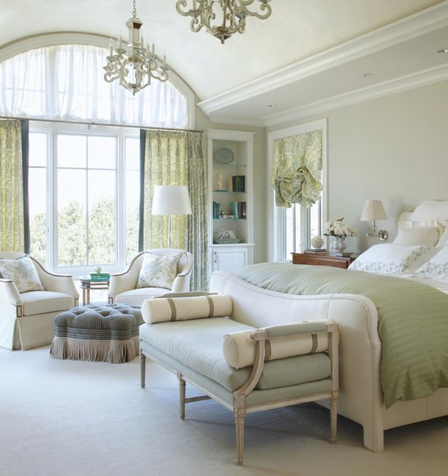 15 Classy  Elegant Traditional Bedroom Designs That Will