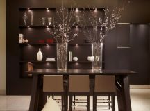 15 Dapper Contemporary Dining Room Interior Designs For ...
