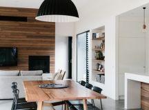 15 Dapper Contemporary Dining Room Interior Designs For ...