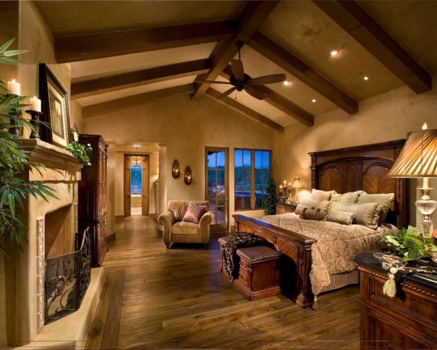 15 Delicate Mediterranean Bedroom Interior Designs So