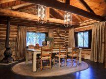 15 Elegant Rustic Dining Room Interior Designs For The ...