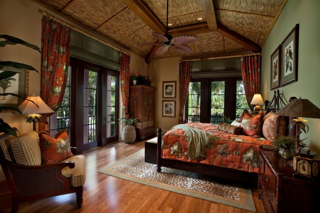 See more ideas about bedroom decor, bedroom design, bed without headboard. 15 Exotic Tropical Bedroom Designs To Escape From The Cold
