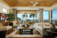 15 Exotic Tropical Living Room Designs To Make You Enjoy ...