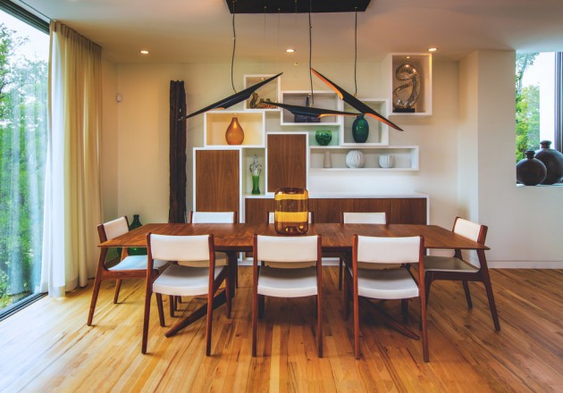 15 Vintage Midcentury Modern Dining Room Designs Youre