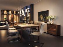 17 Elegant Modern Dining Room Interior Designs That Will ...