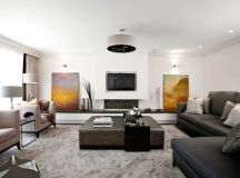 18 Sophisticated Contemporary Living Room Designs Full Of ...