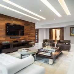 Contemporary Ideas For Living Rooms To Decorate A Big Room Wall 18 Sophisticated Designs Full Of Inspiration And