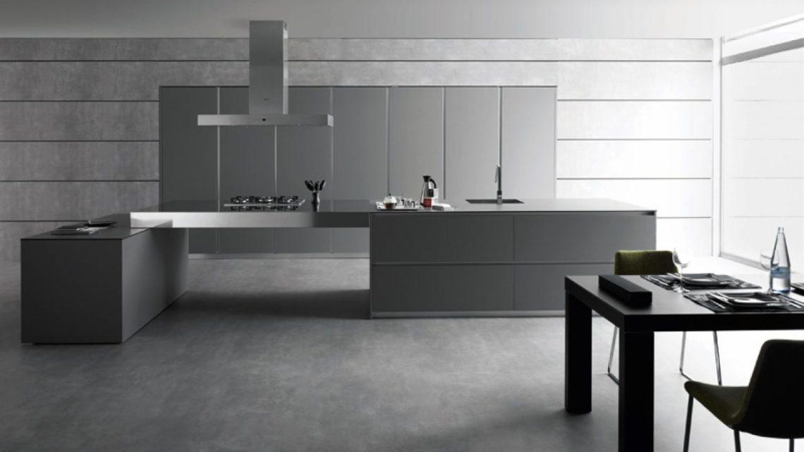 Modern Minimalist Simple Kitchen Design Horitahomes Com