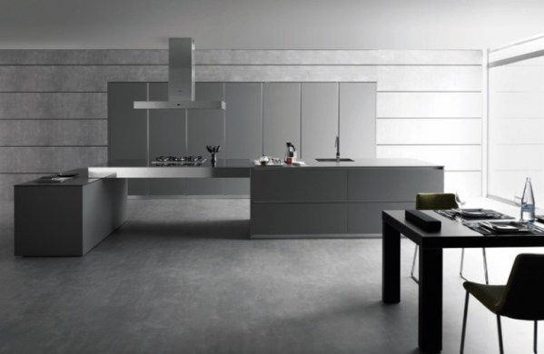 minimalist kitchen design ideas 18 Captivating Minimalist Kitchen Design Ideas
