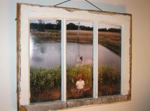 19 Surprisingly Awesome Ideas To Use Old Windows To Add ...