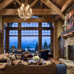 Beautiful Wooden Sofa Designs Article 1 20 Cozy Rustic Living Room To Ensure Your Comfort