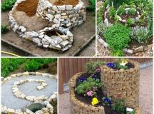 28 Truly Fascinating & Low Budget DIY Garden Art Ideas You ...