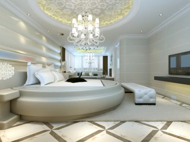 17 Impressive Dream Master Bedroom Design Ideas
