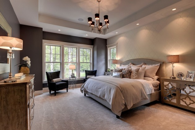 12 Luxurious Traditional Bedroom Designs For Your Home
