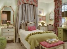 15 Playful Traditional Girls' Room Designs To Surprise ...