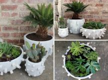 Top 21 Most Genius & Cheap DIY Garden Pots Ideas To Spruce ...