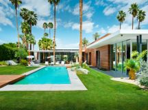 17 Gorgeous Mid-Century Modern Exterior Designs of Homes ...