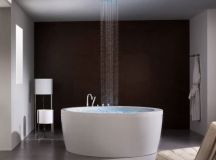 10 Beautiful Bathroom Designs With Round Bathtubs For Real ...