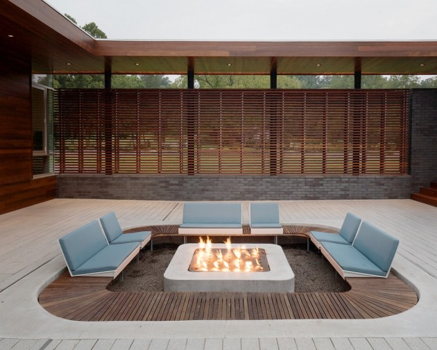 22 Exceptional Modern Patio Designs For A Wonderful Backyard