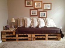 Top 28 Insanely Genius DIY Pallet Indoor Furniture Designs ...